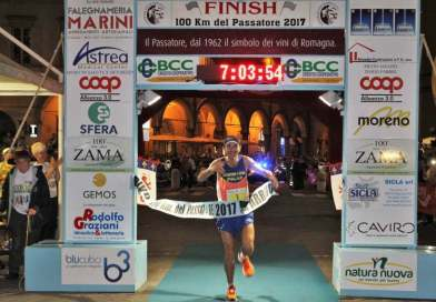 Giorgio Calcaterra fa 12: la 100 km è ancora sua