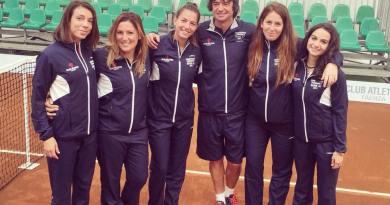Esordio da urlo in A1 femminile per il Tennis Faenza