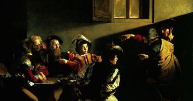 Caravaggio_-_La_vocazione_di_San_Matteo