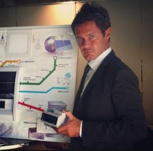 Raffaele Borgini - CEO Smart Domotics
