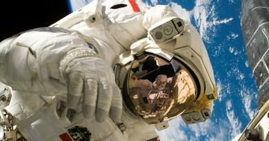 astronauta scienza
