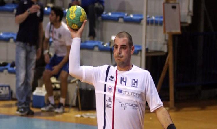 matteo folli-handball faenza