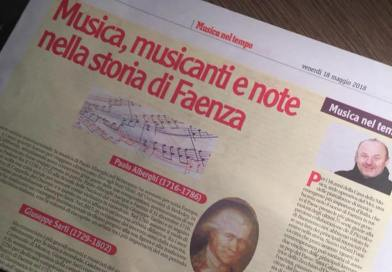 Un Album per ripercorrere la storia di musicisti, cantanti e band a Faenza