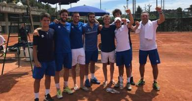 Tennis Club Faenza - serie B maschile 2018 02