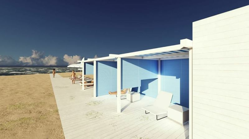 A punta marina il 30 luglio sarà inaugurata la spiaggia per tutti