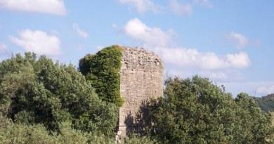 san giorgio in ceparano castello