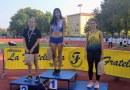 Stefania di Cuonzo: altri 2 titoli regionali juniores conquistati a Modena