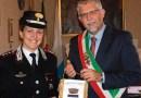 Antonietta Petrone nuovo capitano dei Carabinieri di Faenza