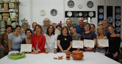 emozioni ceramiche 2018 gruppo