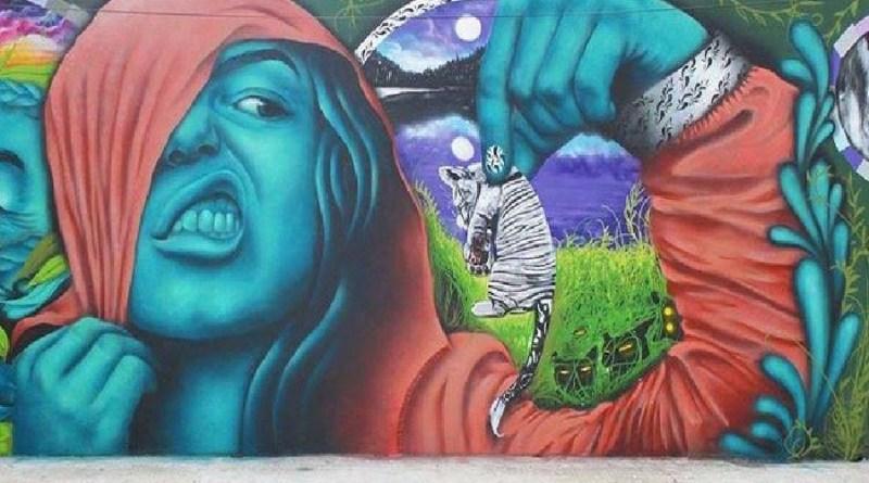 street art per ragazzi