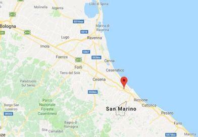 Trema la terra in Romagna, magnitudo superiore al 4.0