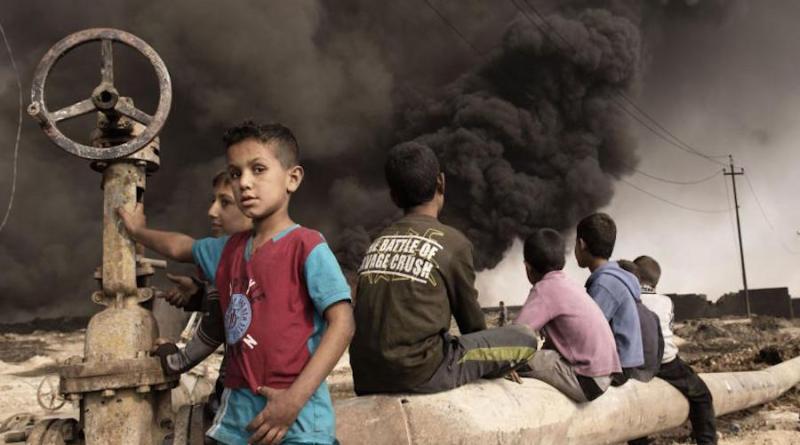 Isis Tomorrow cinema della verita