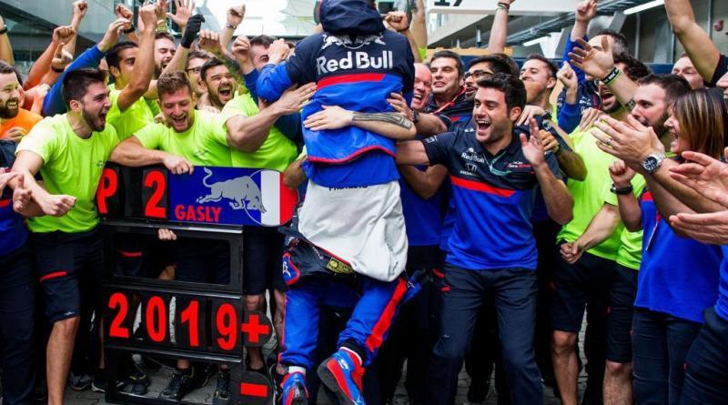 Toro Rosso al Gp del brasile