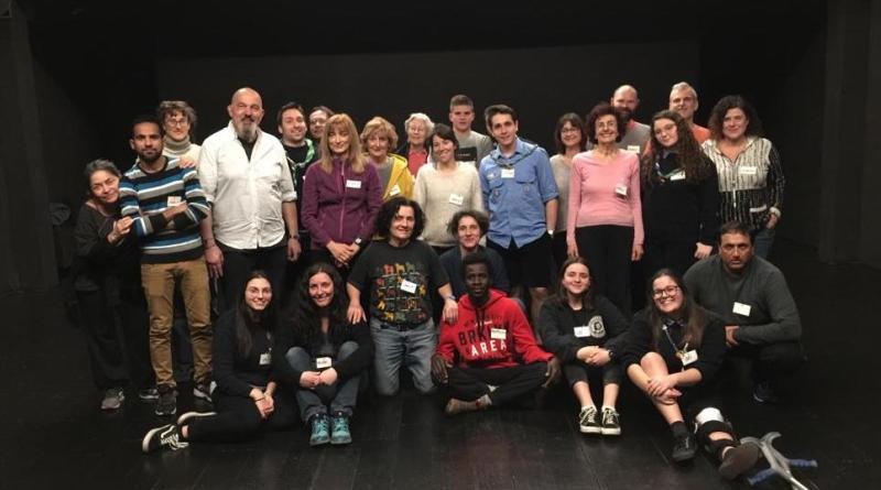 Scout Valdilamone teatro due mondi