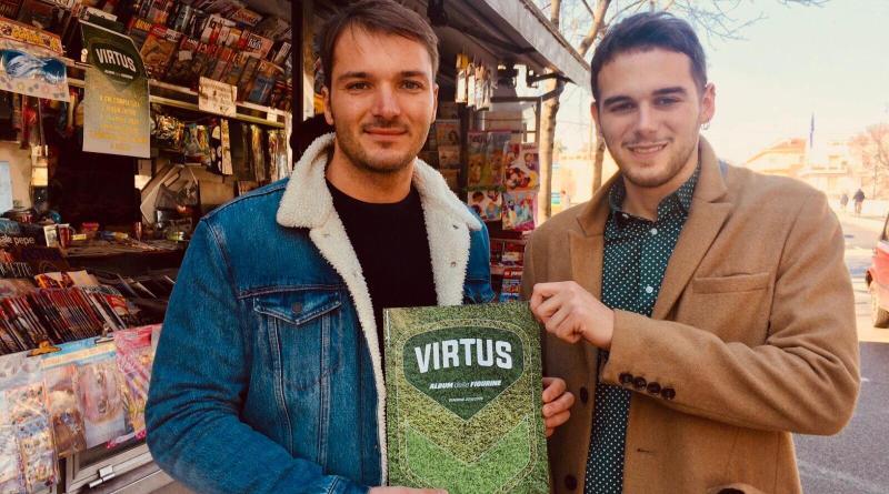 Mattia e Nicholas Lucatini