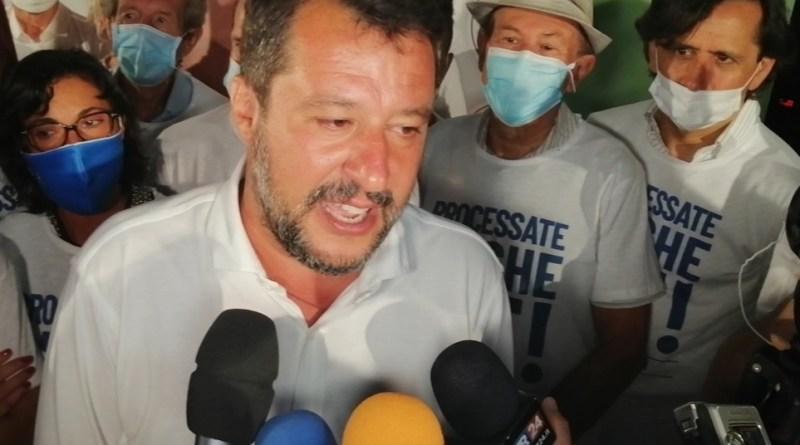Matteo Salvini faenza