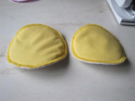 Tutorial: come cucire coppette assorbilatte lavabili