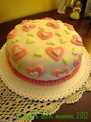 Cake design…ovvero torta senza latte e uova!