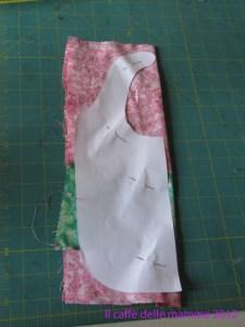 Come cucire un bavaglino 5