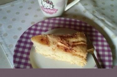 torta di mele senza latte e senza uova