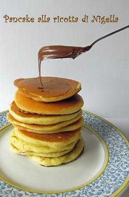 Pancakes alla ricotta di Nigella
