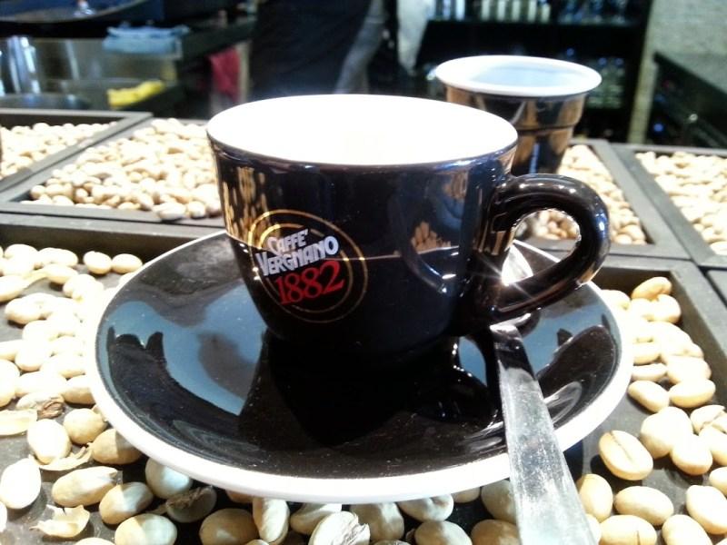 Una visita da Caffè Vergnano 1882