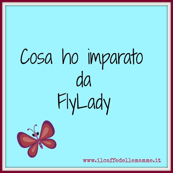 Cosa ho imparato da FlyLady
