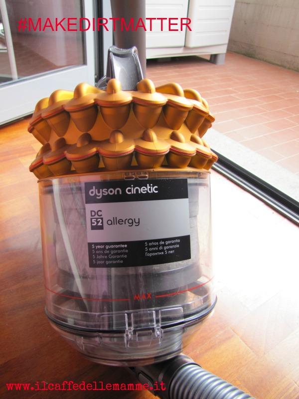 Allergia agli acari e Dyson DC52 Allergy