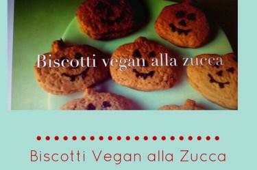 biscotti vegan alla zucca