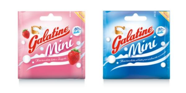 Galatine mini fragola