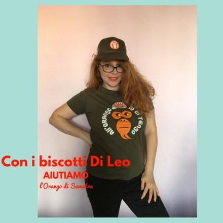 Con i biscotti Di Leo aiutiamo l'orango di Sumatra