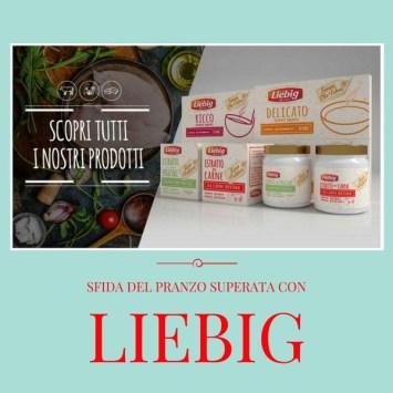 Sfida del pranzo superata con Liebig