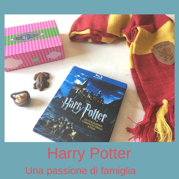 Harry Potter una passione di famiglia