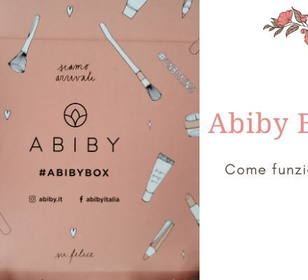 Abiby Box|La box per beauty lover