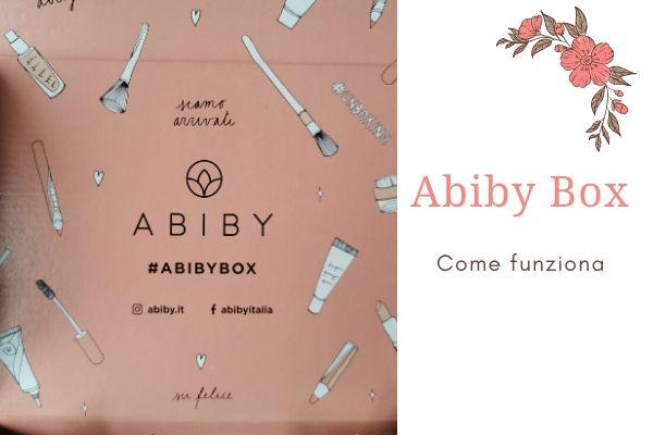 Abiby Box|La box per beauty lover