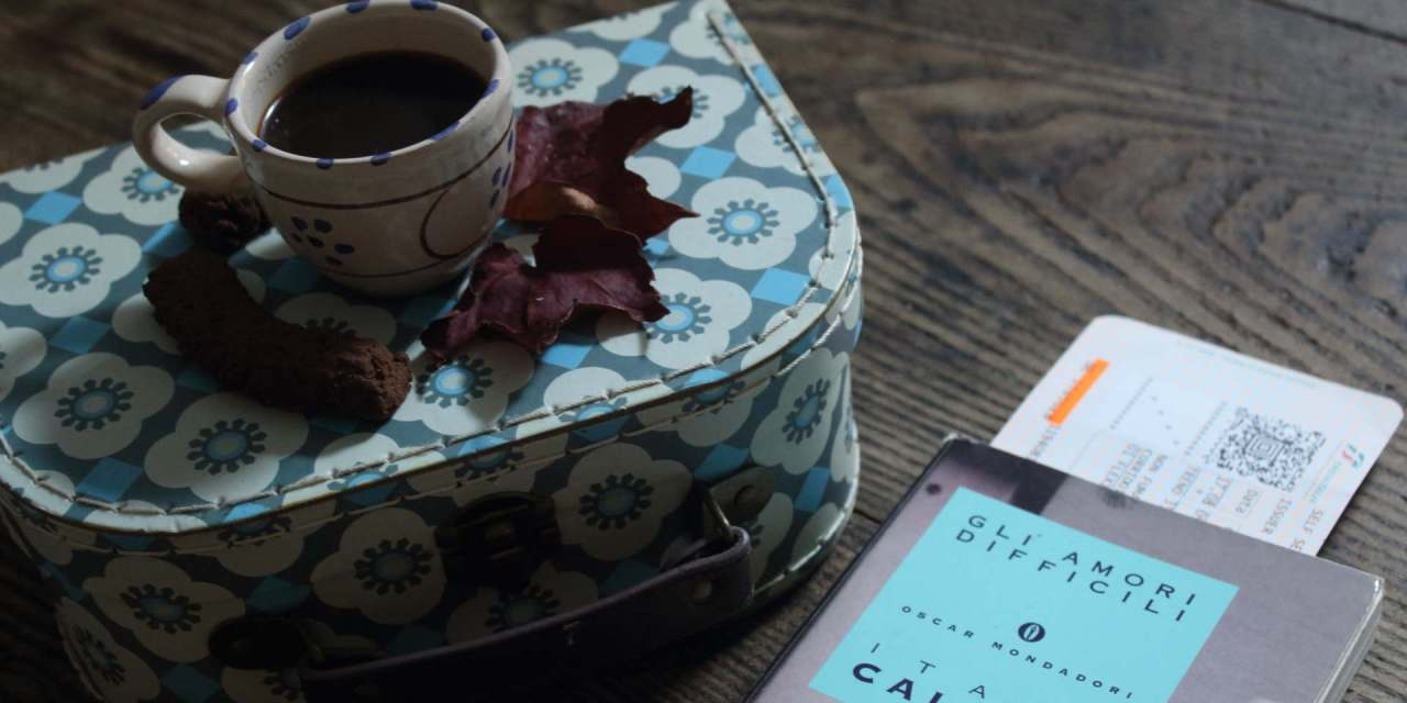 CAFFÈ DI CALVINO: L'AMORE DIFFICILE DI FEDERICO