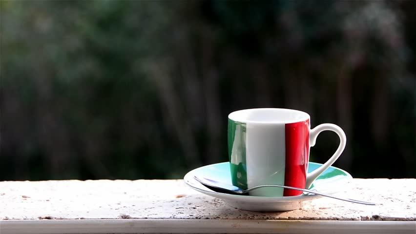 FINALE COPPA ITALIA 2020: L'ATTESA IN UNA TAZZINA TRICOLORE