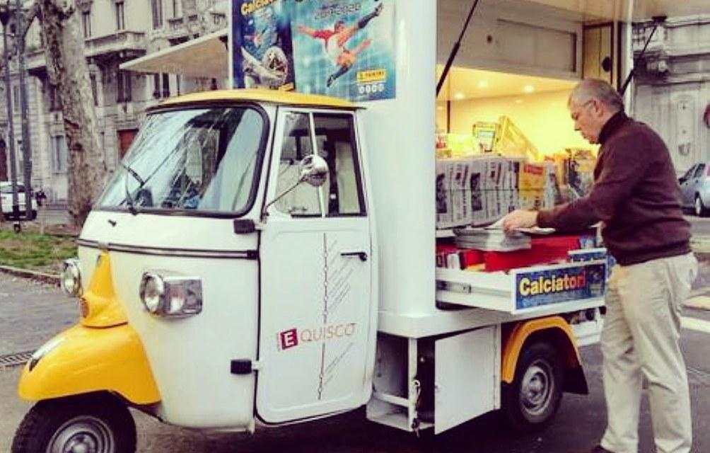 MILANO: L'APE QUOTIDIANA SI FA LEGGERE COL CAFFÈ