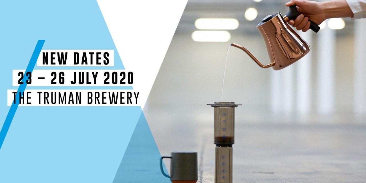 CORONAVIRUS: THE LONDON COFFEE FESTIVAL 2020 POSTICIPATO A LUGLIO