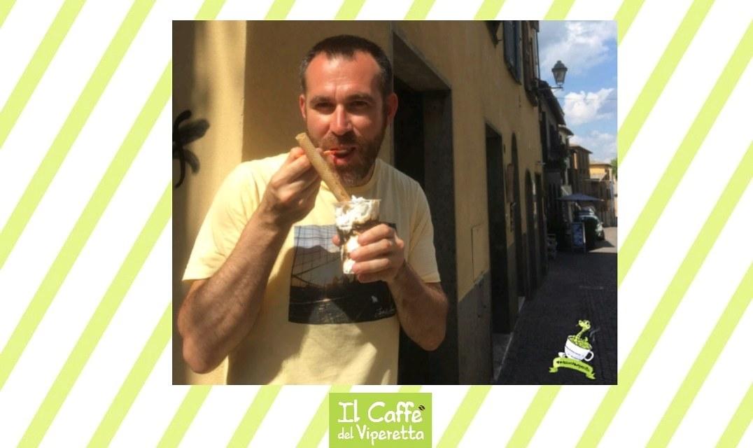 IL COOLING BREAK ESTIVO DI SERIE A?LA GRANITA DI PANNA AL CAFFÈ!