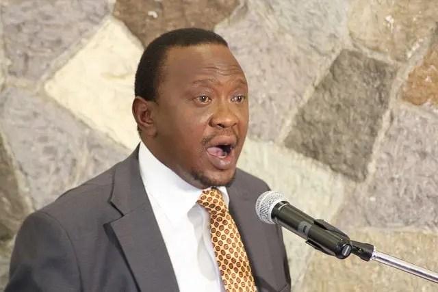 Licenza CC: Uhuru Kenyatta, Flickr.