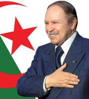 Abdelaziz Bouteflika, presidente dell'Algeria dal 1999