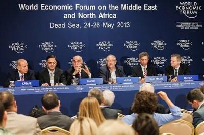 World Economic Forum and MENA