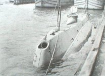 L'USS Hollande, 1898