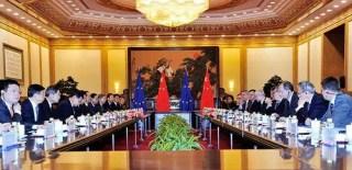 Il Summit EU-Cina si tiene con cadenza annuale.