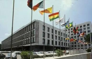 La sede della FAO a Roma