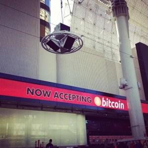 Casino di Las Vegas che dichiara di accettare bitcoin .