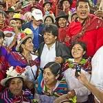 election bolivia foto