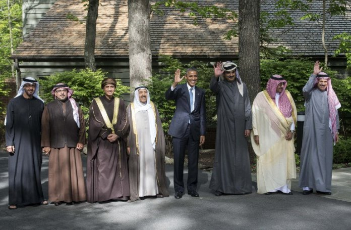Gulf Cooperation Council 2015 foto