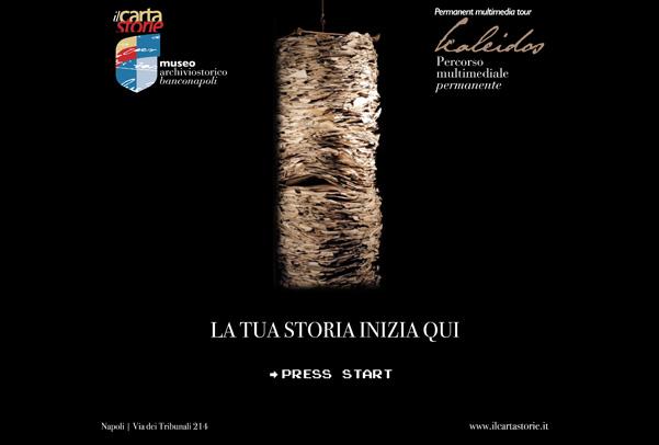 Il Museo dell'Archivio Storico del Banco di Napoli al Comicon